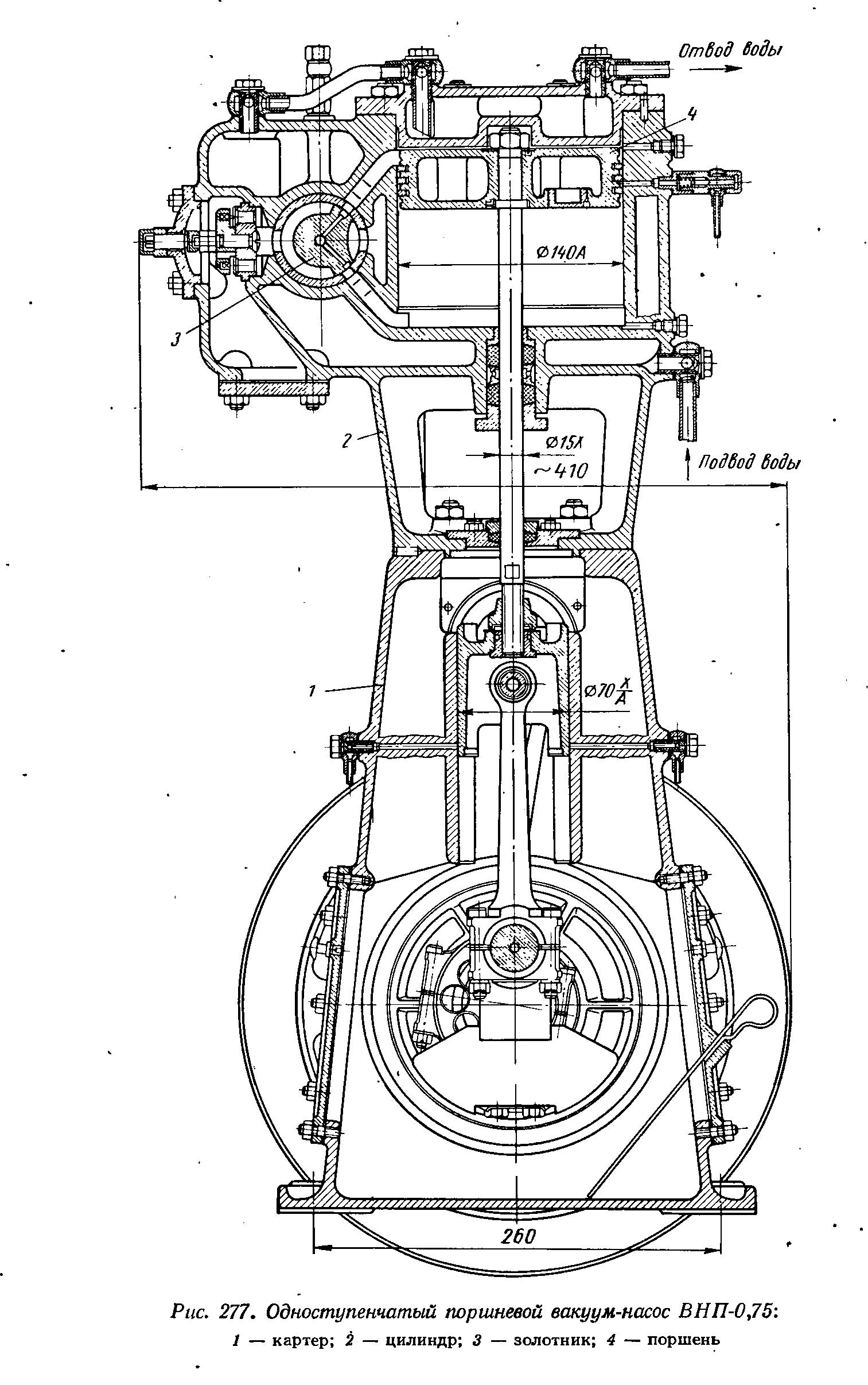 Вакуумный насос из поршневого компрессора своими руками